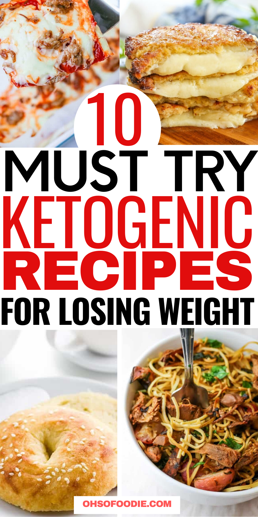 10 Must Try Ketogenic Recipes For Losing Weight that make the perfect keto main dishes, keto breakfast ideas, keto lunch ideas, keto dinner ideas, and keto snacks! #ketomeals #ketodiet #ketorecipes #ketomaindishes #ketolunchideas