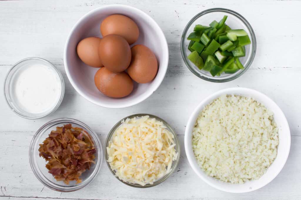 ingredients for casserole