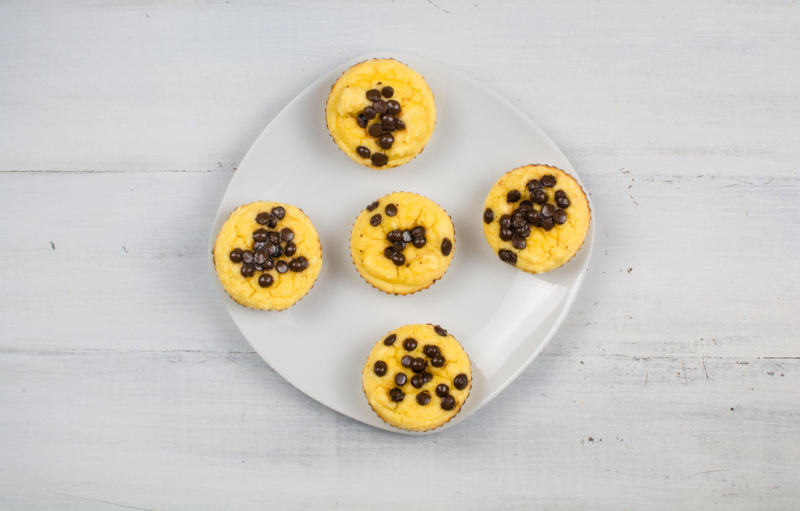 low carb cococnut flour muffins
