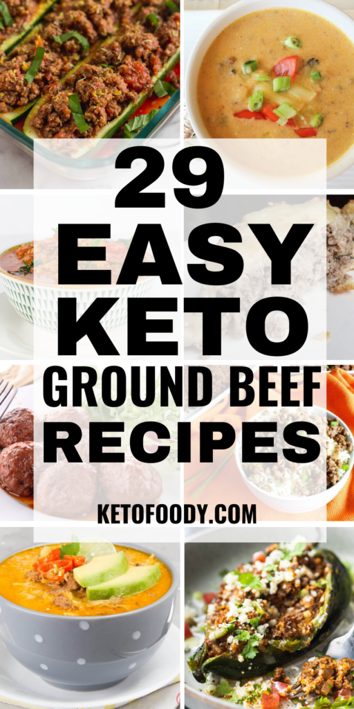 keto ground beef recipes that are easy