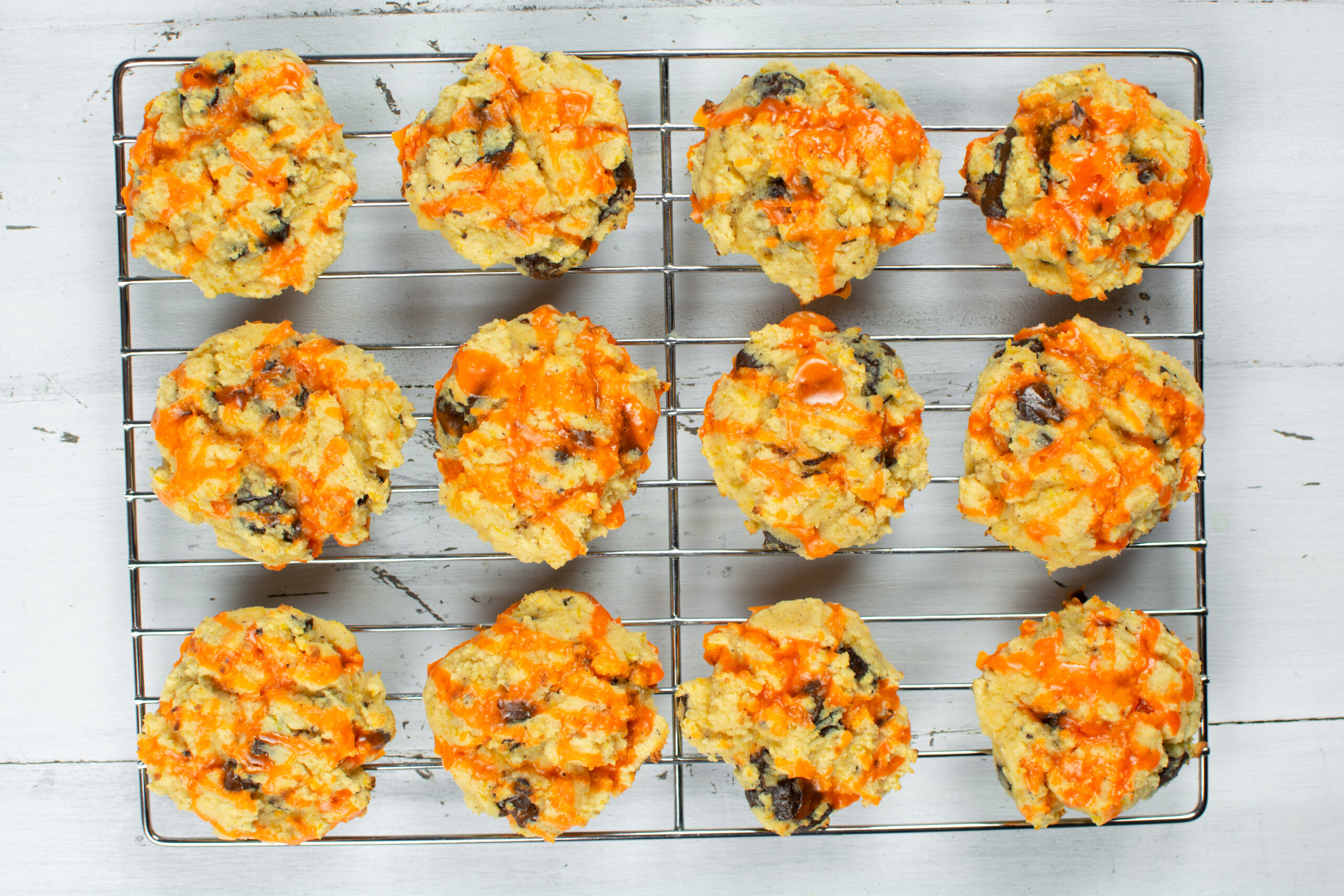 Baked Cookies for Keto Chocolate Chip Pumpkin Cookies Recipe