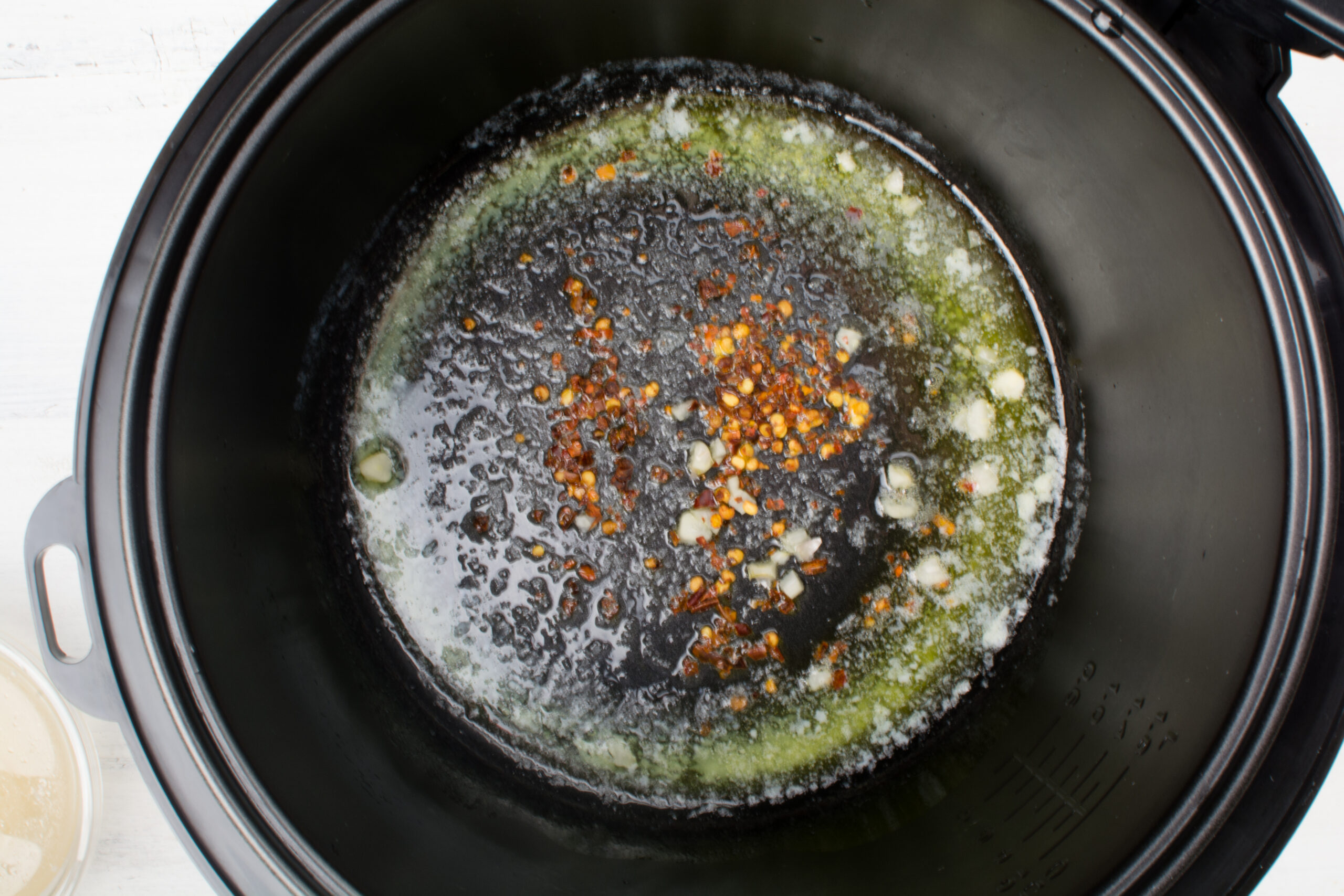 Image of Cooking Spices for Keto Garlic Butter Shrimp